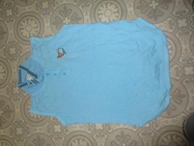 triko dětské modré