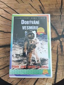 Dobývání vesmíru, VHS*