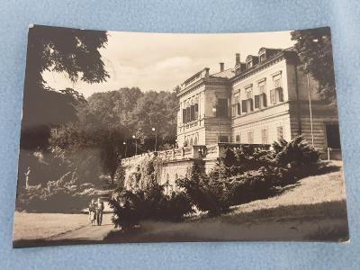 Pohlednice Bilína 1963