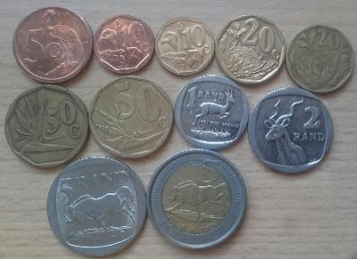 JAR 11 mincí z oběhu