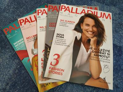 PALLADIUM magazín (móda, life-style)