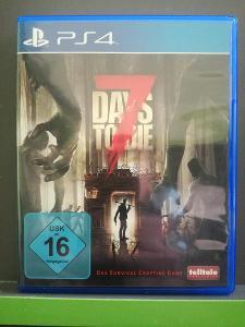 7 Days To Die (PS4) - kompletní, jako nová