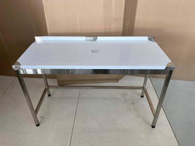 Nerez pracovní stoly, nerezový stůl, nový