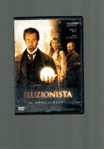 DVD  - ILUZIONISTA