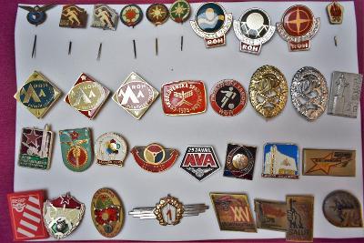 Staré odznaky