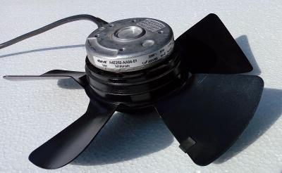 Axiální ventilátor EBM PAPST A4E250-AA04-01