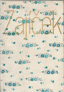 Miroslav Kapek Zajíček ilustrace Karel Souček