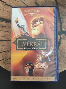 Lví král , VHS*
