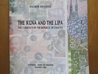 360 - Brozovic D.: The Kuna and the Lipa, Zagreb, 228 g