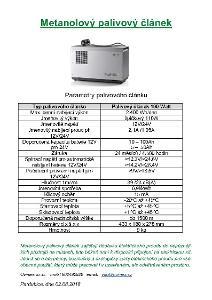 Palivocá článek EFOY Pro 2400 Duo