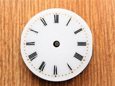 Strojek do kapesních hodinek #634