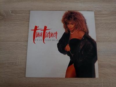 Tina Turner - Break Every Rule - Top Stav - Capitol Rec. UK - 1986 LP
