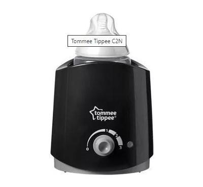 Ohřívačka kojeneckých láhví a přesnídávek TOMMEE TIPPEE C2N - NOVÁ