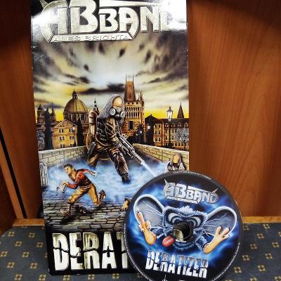 CD Aleš Brichta - Deratizér / 2009