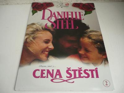 Výprodej DVD! DANIELLE STEEL DVD 2 - CENA ŠTĚSTÍ