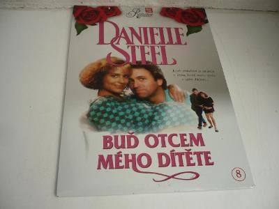 Výprodej DVD! DANIELLE STEEL DVD 8 - BUĎ OTCEM MÉHO DÍTĚTE