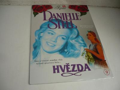 Výprodej DVD! DANIELLE STEEL DVD 9 - HVĚZDA
