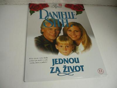 Výprodej DVD! DANIELLE STEEL DVD 11 - JEDNOU ZA ŽIVOT