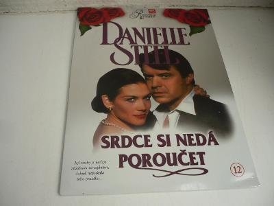 Výprodej DVD! DANIELLE STEEL DVD 12 - SRDCE SI NEDÁ POROUČET
