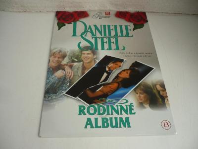 Výprodej DVD! DANIELLE STEEL DVD 13 - RODINNÉ ALBUM