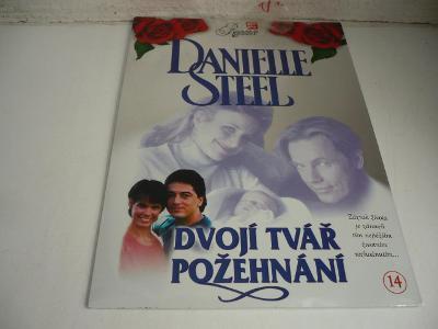 Výprodej DVD! DANIELLE STEEL DVD 14 - DVOJÍ TVÁŘ POŽEHNÁNÍ
