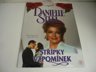 Výprodej DVD! DANIELLE STEEL DVD 17- STŘÍPKY VZPOMÍNEK