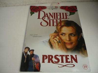 Výprodej DVD! DANIELLE STEEL DVD 19 - PRSTEN