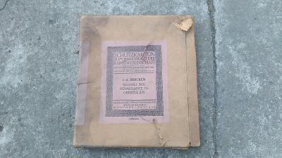 Handbuch der Kunstwissenschaft - obal knihy
