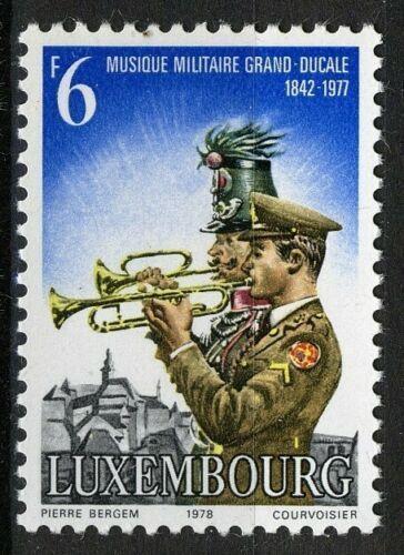 Lucembursko 1978 Vojenská kapela Mi# 970 0092