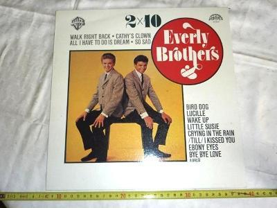 EVERLY  Brothers   ...  LP deska .. vinyl.. pěkný stav 99%