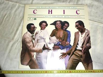 CHIC  ...  LP deska .. vinyl.. pěkný stav 99%