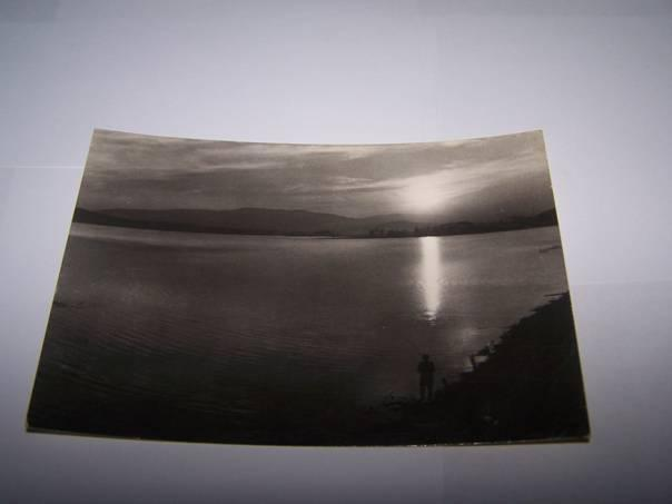 ŠUMAVA LIPNO rybář /aa13/ - Pohlednice