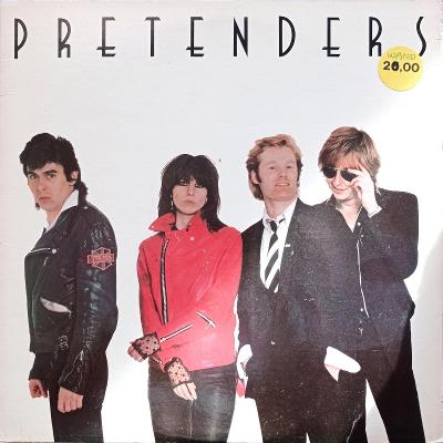 Pretenders - SIRE 1980 - US press - EX++