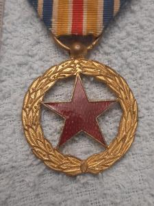 Medaile za zranění, Francie, 1914-1918, RRRR model, legie