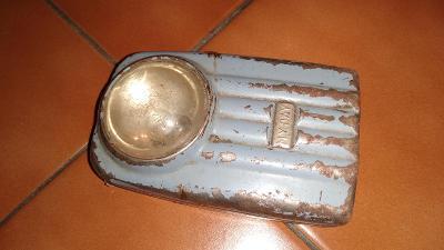 Stará svítilna, baterka -  MY DAY 2