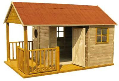 Dětský zahradní domeček ŠIMON