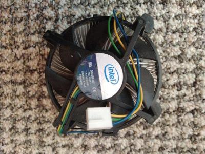 Chladič Intel