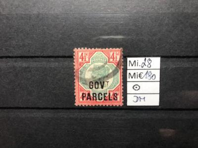GB, Velká Británie, Mi. 28 Dienstmarken