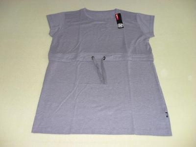 Tričko - dlouhé s páskem, vel. XXL (cca 44), zn. SAM73 - NOVÉ
