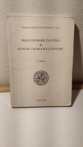 Kniha - Malá filosofie člověka a Slovník filosofických pojmů od Jan S.