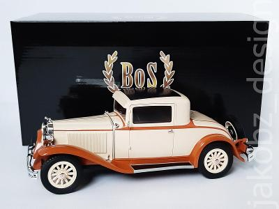 ---- Dodge Eight DG Coupe - 1:18 - BoS -------------------------------
