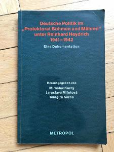 Deutsche Politik im Protektorat Böhmen und Mähren unter R. Heydrich