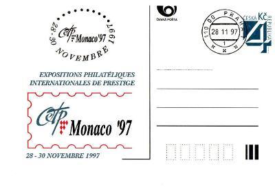 Celistvosti - Monaco 97