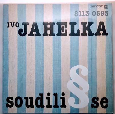 "LP IVO JAHELKA ""Soudili se"" SLEVA"