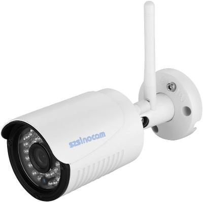 SZSINOCAM Bezdrátová bezpečnostní kamera 720P WLAN s rozlišením 1.0 MP