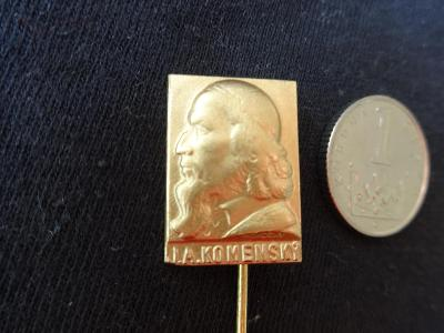 Odznak J. A. Komenský