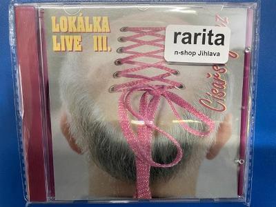 LOKÁLKA LIVE III. - CÍSAŘSKÝ ŘEZ