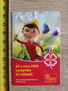 2020 - Poštovní spořitelna
