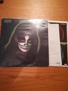 Prodám LP KISS Peter Criss