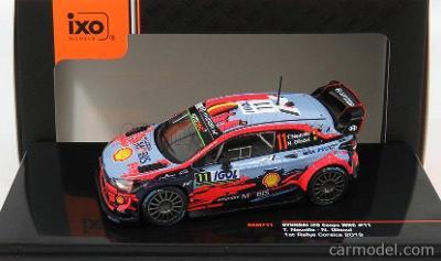 Hyundai i20 WRC Neuville Corsica19 1:43 IXO RAM711